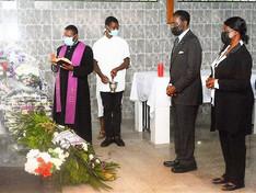 Guinée Equatoriale : S.E. Teodoro Nguema rend un hommage posthume à Santiago Nsobeya Efuman Nchama