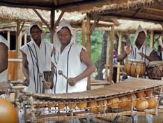 DJARABIKAN Balafon : Groupe musical AFRO-JAZZ très original.