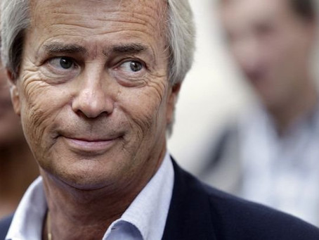 France / Port concession in Africa : Bollore examined for corruption and influence trafficking