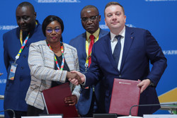 Russia and African Countries Agree on Cooperation