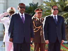 Egypte / Djibouti : Al-Sissi en visite chez son homologue Ismail Omar Guelleh