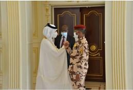 Tchad-Qatar / Diplomatie : le Qatar dispose à accompagner le CMT dans la transition