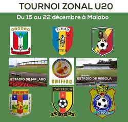 Uniffac / Tournoi zonal U-20 : La compétition démarre aujourd'hui à 5.