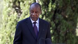 Guinée : le président guinéen Alpha Condé vacciné contre le COVID-19