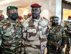 Guinée / Mouvement dans les forces de défense : Mamady Doumbouya met en retraite plus de 40 généraux