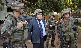 FRANCE: L'AMBASSADEUR A BANGUI MIS EN RETRAITE POUR INCAPACITE A METTRE MARTIN ZIGUELE AU POUVOIR