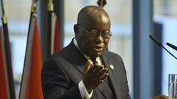 Mali / Sanctions de la CEDEAO : Nana Akufo entend lever l'embargo sur le pays