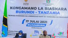 Burundi - Tanzanie / Forum d'affaires : signature d'un accord de protocole entre les deux pays.
