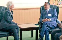 Congo : l'accord avec le FMI sur les rails