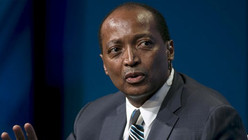 The first black billionaire in Africa is on the way to the official Olympus