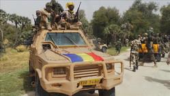 Tchad: une bande de terroristes repérée par l'armée. Tout est sous contrôle.