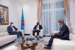BDEAC : Fortunato-OFA MBO se dit prêt à accompagner la RDC dans le financement du développement