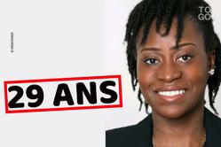 Togo: la plus jeune ministre du gouvernement prend ses fonctions