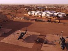 La Turquie et la France se discutent la base militaire de Madama au Niger