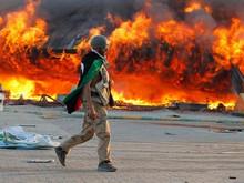 L'UE souhaite interférer dans la crise libyenne. Pompier pyromane en action?