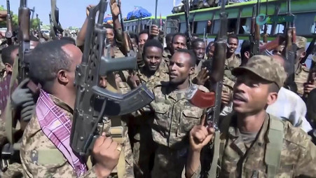 The Tigray region at the verge of becoming a rear haven for terrorists.