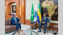 Gabon / Ouganda : renforcement de coopération  entre les deux pays