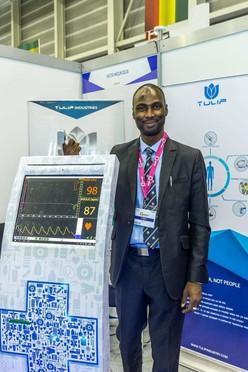 La borne médicale numérique qui va changer l'Afrique