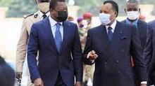 Congo / Togo : Faure Gnassingbe était en visite de travail chez Sassou Nguesso