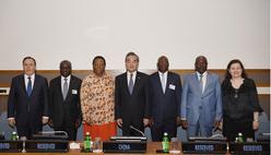 La Chine promet de travailler sans relâche pour sauvegarder les intérêts des pays africains