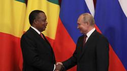 Des militaires russes font route vers le Congo suite à un renforcement de leur partenariat militaire