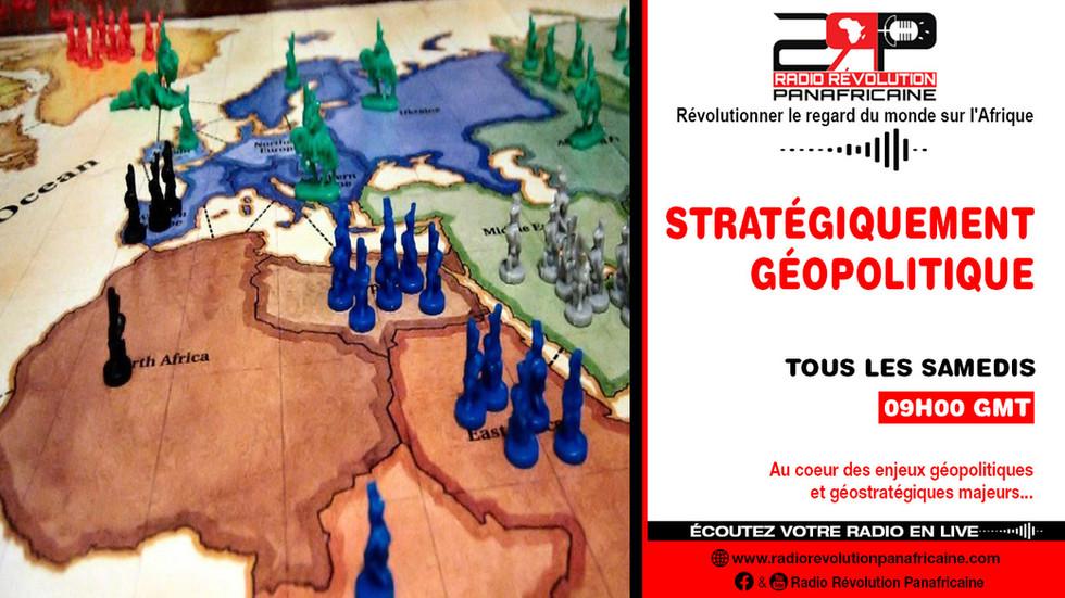 STRATEGIQUEMENT GEOPOLITIQUE
