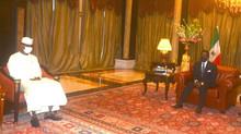 Guinée Equatoriale / Tchad : Obiang Nguema reçoit une délégation envoyée par Mahamat Déby Itno
