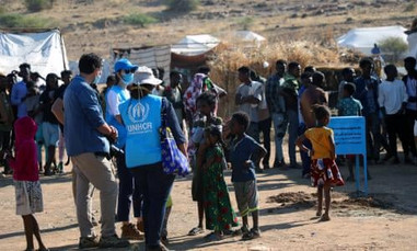 UNHCR IN THE WEB OF HUMAN TRAFFICKING