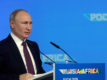Journée mondiale de l'Afrique : Vladimir Poutine s'adresse à ses frères du continent