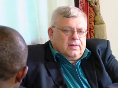 Interview Exclusive: l'ambassadeur Vladimir Titorenko se confie à Afrique Média