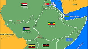 THE HORN OF AFRICA'S UNWAVERING HAPPENINGS, TRENDS AND OUTCOME