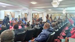 Gabon / Révision de la constitution : le parlement adopte le projet