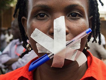 « FACEBOOK FRAPPE DE NOUVEAU – EST-CE UNE TENTATIVE POUR FAIRE TAIRE AFRIC »
