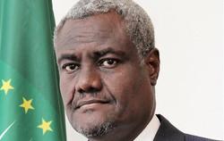 Communiqué du President de la commission de l'Union Africaine, S.EM Moussa Faki Mahamat sur la situa