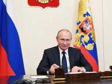 Lettre : La Fédération Internationale Arabe des Sports de Boxe remercie S.E Vladimir Poutine