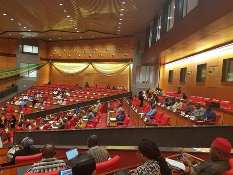 NIGERIA / BUDGET DE L'AGRICULTURE DE LA CEDEAO : LES ACTEURS DU SECTEUR RENCONTRE LES PARLEMENTA