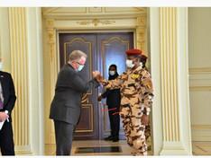 Tchad / Processus de transition : les États-Unis encouragent le CMT