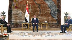 Egypte / Libye : les pays discutent d'une coopération mutuelle