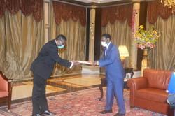 Coopération Guinée Eq.- Cameroun: la piraterie et la lutte contre le terrorisme au menu des échanges