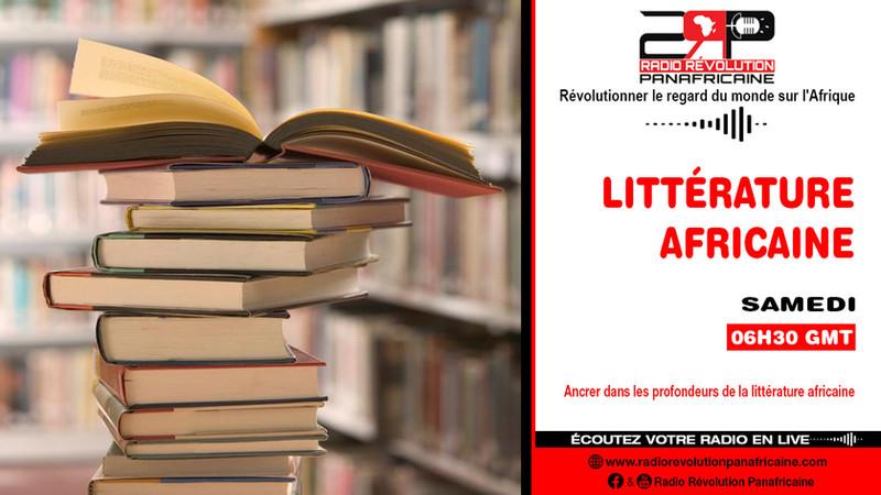 LITERATURE AFRICAINE