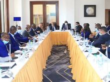 CAF:le Comité exécutif ordonne à la Commission de revoir la sélection de la candidature de M. Souaré