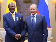 Guinée - Russie / Coopération : les relations au beau fixe