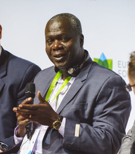 INTERVIEW WITH DR NOUALA FONKOU SIMPLICE, HEAD OF THE AGRICULTURE AND FOOD SECURITY DIVISION AT THE
