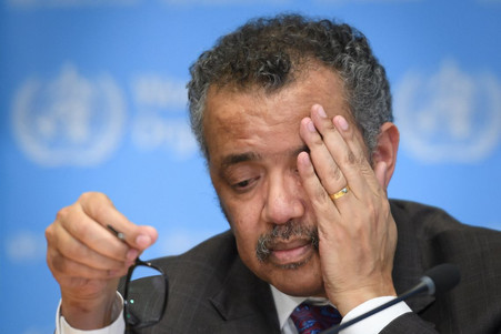 TEDROS ADHANOM, AN IMPLAUSIBLE ENEMY OF THE ETHIOPIAN GOVERNMENT