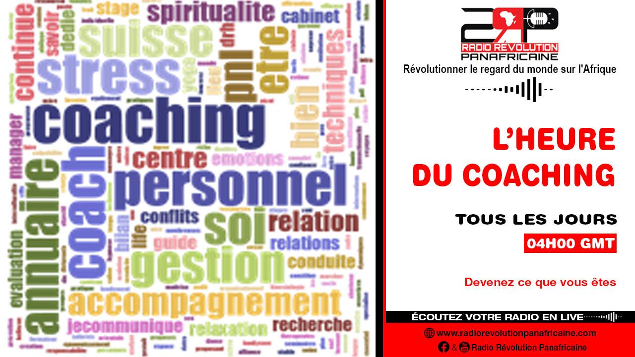 L'HEURE DU COACHING
