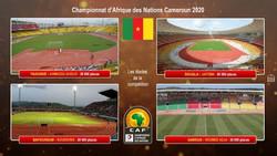 football - chan 2020 : la CAF exige la fermeture des stades, à moins d'un mois du coup d'envoi de la