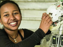 L'éthiopienne Betelhem Dessie, âgée de 19 ans est une surdouée de la technologie