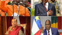 Centrafrique / Présidentielle 2020 : les candidats sont connus