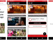 Votre radio panafricaine a désormais son application sur Google Play Store : 2RP