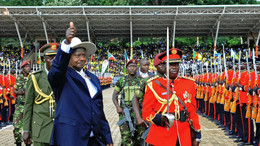 Ouganda / Forces de défense : l'UPDF va construire un musée militaire à Katonga